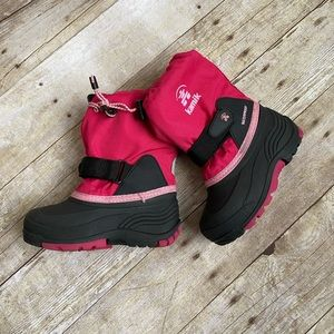 Girls insulated boots